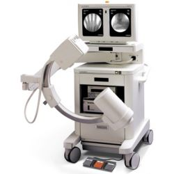 Hologic Fluoroscan Premier Encore Mini C Arm 250w
